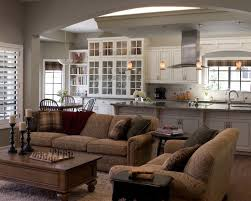 Open Kitchen Family Room Floor Plans Open Kitchen Great Room Design Pictures Remodel Decor And Ideas