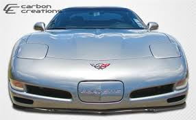 c5 corvette front spoiler 1997 2004 c5 corvette carbon creations c5r front lip spoiler at