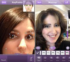 Makeup That Looks Airbrushed New Selfie Help Apps Are Airbrushing Us All Into Fake Instagram