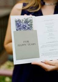 unique wedding programs creative and unique wedding programs that we adore