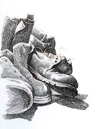 13 best pen and ink studies images on pinterest food drawing