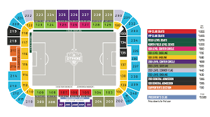 Map Pricing Season Ticket Pricing And Stadium Map Houston Dynamo