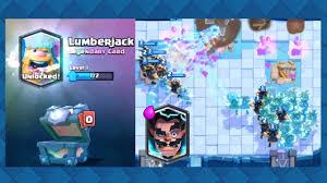 mass troops lumberjack electro wizard mass troops clash