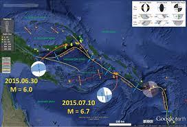 Solomon Islands Map Solomon Islands Earthquake Jay Patton Online