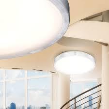 Schlafzimmer Leuchte Moderne Deckenleuchte In Rauem Metall Design Robyn Lampen U0026 Möbel
