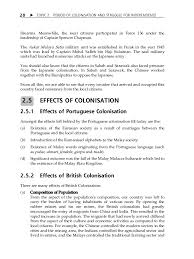Obiee Sample Resumes by Topic 2 Period Of Colonisation And Struggle For Independence