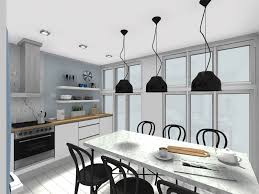 Kitchen Open To Dining Room Kitchen Ideas Roomsketcher