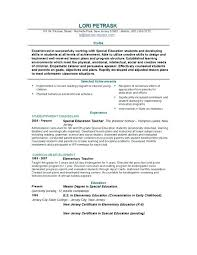 sample resume for college teaching position art teacher cover