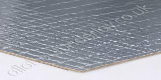 underfloor heating underlay duralay heatflow 2 75mm underfloor