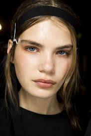 spring summer 2017 beauty trends hair u0026 makeup british vogue
