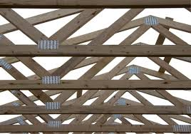 prefabricated roof trusses prefabricated roof trusses photograph