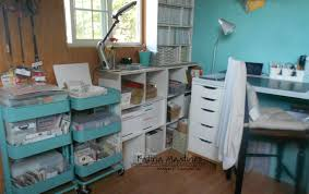 Jennifer Mcguire Craft Room - a few updates to my craft room loving life u0027s little blessings