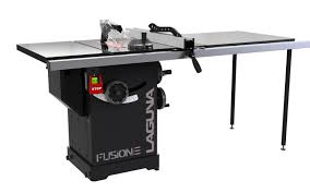 laguna fusion table saw laguna tools fusion f3 36 rip 3hp 220v mtsf3362203 0130 elite