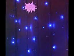 led blue twinkle lights by magic lighting