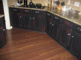 Diy Black Kitchen Cabinets Distressed Black Cabinets Houzz Kitchen With Color Shadowing