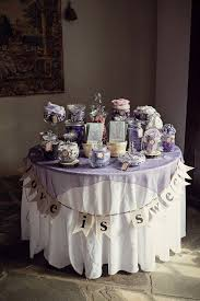 wedding candy table pretty buuuuuut 1 bags big 2 table is