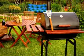 Outdoor Bbq Furniture by Outdoor Weekend Bbq Grill Party Or Picnic Concept U2013 Go Configure