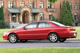 2000 acura tl overview cars com