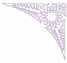 4 hobby machine embroidery designs ornaments classic
