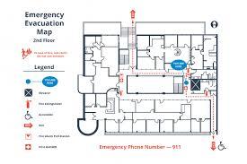 sle house floor plans emergency evacuation floor plan sle carpet vidalondon