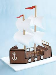 pirate ship cake pirate ship cake donna hay