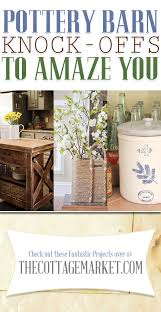 Pottery Barn Inspired Furniture Amazing Pottery Barn Knock Offs Pottery Barn And Craft