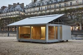 Prefab House Jean Nouvel Simple Prefab House 6 A F A S I A