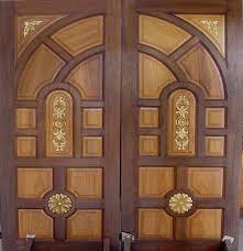 Wooden Door Design Decoration The Unanticipated Latest Wooden Front Double Door