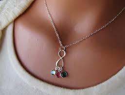 children s birthstone jewelry personalized inf beyond necklace children s birthstones pendant
