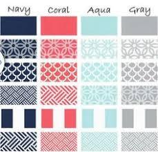 Aqua Color Bedroom So We U0027ve Finally Decided On Mbr Colors Navy Aqua And Coral