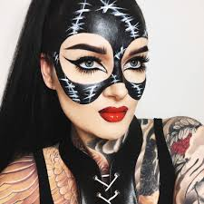 frank halloween mask 89 best halloween 2017 makeup ideas from instagram glamour