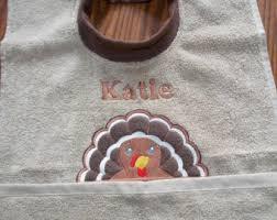 thanksgiving bib etsy