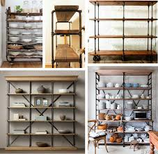 five favorites industrial shelving andchristina