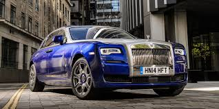 roll royce phantom 2016 2017 rolls royce ghost series ii vehicles on display