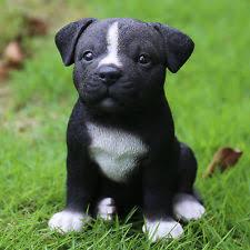 american pitbull terrier figurines pit bull figurine ebay