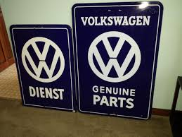 original volkswagen logo thesamba com vw archives vw porcelain signs
