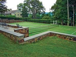 tennis court consult