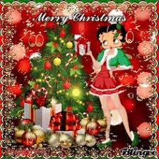 merry betty boop glitter merry boop i meant