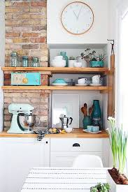 kitchen shelves design ideas decoration ideas for kitchen shelves