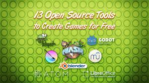 Home Design Software Free Open Source 13 Free Open Source Software To Make Your Games Youtube