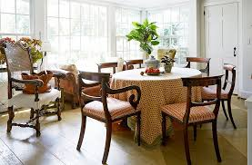 one kings lane table tour the incredible home of designer bunny williams