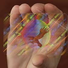 id holograms transparent holograms for id cards