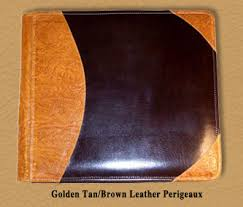 handmade leather photo albums powell leather handmade guestbooks