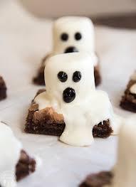 ghost brownies u2013 like mother like daughter
