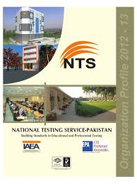 nts profile islamabad test assessment