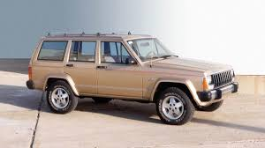 jeep cherokee chief xj the jeep cherokee then and now autoweek