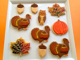 thanksgiving cookies compulsive foodie