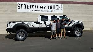 six door ford truck six door conversions stretch my truck