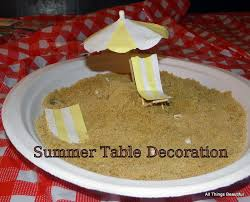 Summer Table Decorations All Things Beautiful Summer Fun 79 Summer Table Decorations