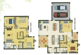 view floor plans one bedroom duplex home open plan homes large